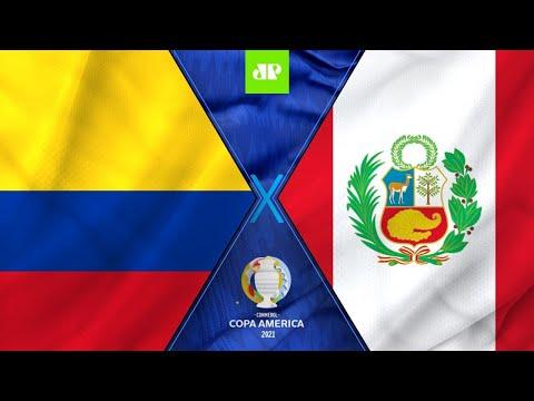Colômbia x Peru - AO VIVO - 20/06/2021 - Copa América