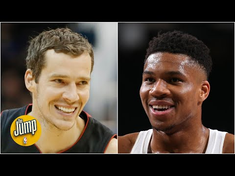 The Heat re-sign Goran Dragic but leave the door open for Giannis in 2021   The Jump