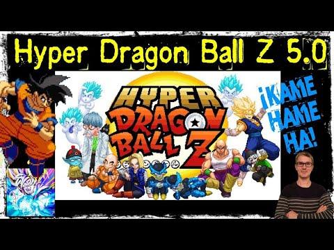 Zona Indie: Hyper Dragon Ball Z 5.0