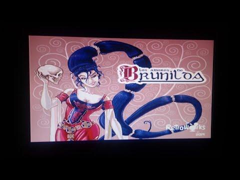 Los amores de Brunilda para MSX2 (spoilers/solución parcial)