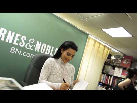 Animal Activists Crash Kim Kardashian's 'Selfish' Book Signing