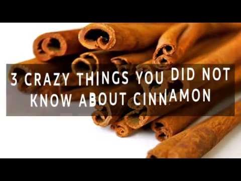 3 Crazy Things You Did Not Know About Cinnamon