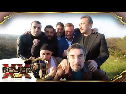 Beyaz'n Candan Ercetin'e KAPAK KLIBI   Beyaz Show