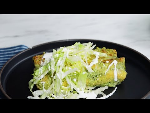 Authentic Chicken Enchiladas with Claudette Zepeda-Wilkins | Like a Chef