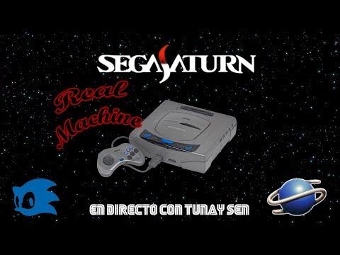 Directo Sega saturn desgrando el catalogo #2
