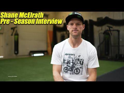 Shane McElrath Pre-Supercross Season Interview -Motocross Action Magazine