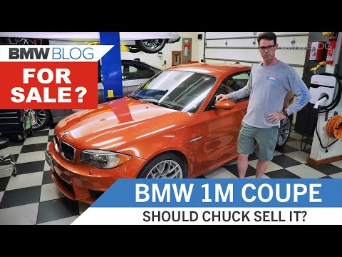 Should I sell my BMW 1M Coupe?