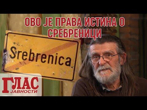 Ратни сниматељ говори о својим сећањима о Сребреници