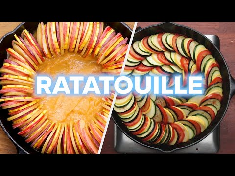 6 Warm And Hearty Ratatouille Recipes ? Tasty Recipes