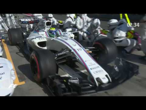 DHL Fastest Pit Stop: 2017 Australian Grand Prix