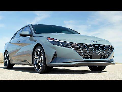 2021 Hyundai Elantra ? Interior and Exterior Details