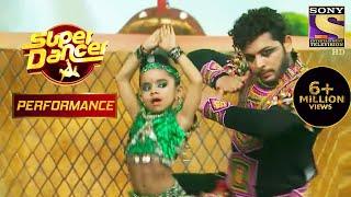 "Rupsa और Nishant के ""सन सानना"" Performance ने जीता गीता माँ का दिल | Super Dancer Chapter 3 - SETINDIA"
