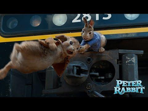 PETER RABBIT. Expertos en travesuras. En cines 23 de marzo.