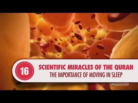 Scientific Miracles of the Quran, 16 - The Importance of Moving in Sleep