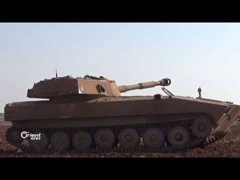 تصعيد عسكري على معظم المناطق المحررة في ريف حماة الشمالي