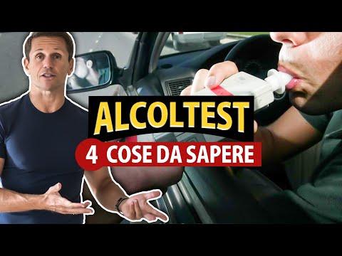 ALCOLTEST: 4 cose da SAPERE assolutamente   Avv. Angelo Greco