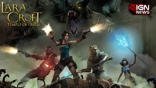 The Next Lara Croft Release Date Revealed - IGN News