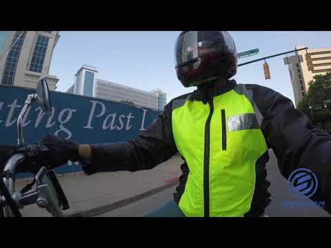 Panther Stadium on Motorcycle Pass - #KeepPounding