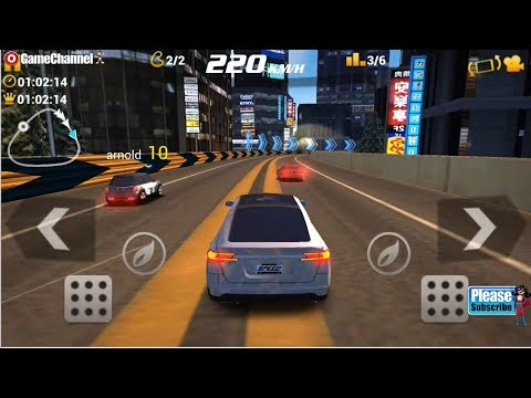 connectYoutube - Drift Car City Traffic Racing / Sports Cars / Racing Simulation / Android Gameplay Video #2