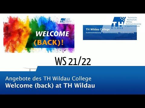 Welcome (back) at TH Wildau - Angebote des TH Wildau College