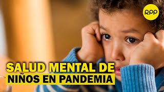 Dificultades socioemocionales que presentan menores de edad debido a la pandemia