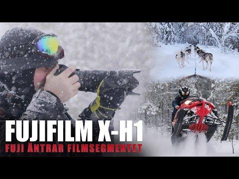 Fujifilm X-H1 test (4K upplösning)