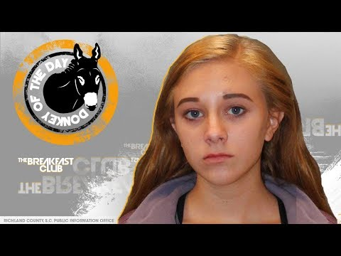 connectYoutube - Sister Of Charleston Shooter Dylann Roof Arrested For Bringing Weapons To School Walkout