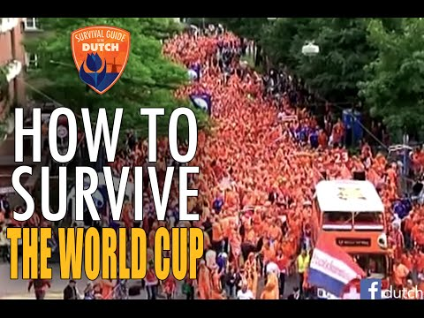 #1 - Why the Dutch are so crazy about the World Cup photo
