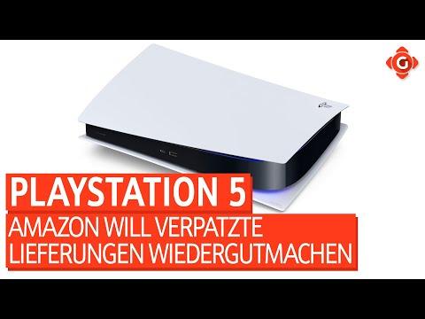 PlayStation 5: Amazon will Launch wiedergutmachen! Fortnite: Neue Season startet! | GW-NEWS