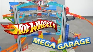 Hot Wheels : Ultimate Garage - D�mo du jouet en fran�ais