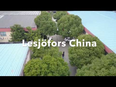 Happy Chinese New Year from Lesjöfors China!