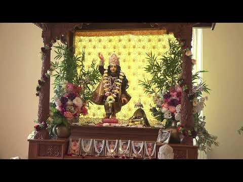 Disappearance Day of Srila Bhakti Nirmal Acharya Maharaj