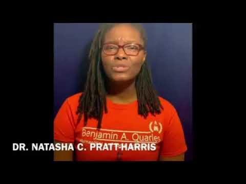 MSU Finish Strong: Dr. Natasha Pratt-Harris