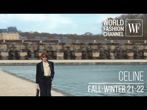 Celine fall-winter 21-22   Paris