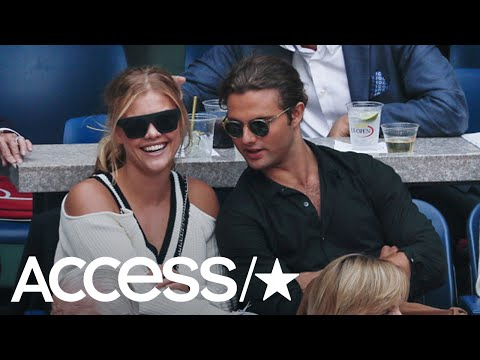 Nina Agdal & Jack Brinkley-Cook Turn Up The Romance In Mexico | Access