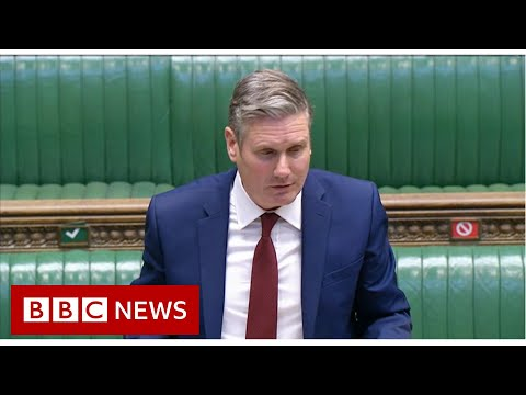 Starmer: Restrictions were not inevitable - BBC News