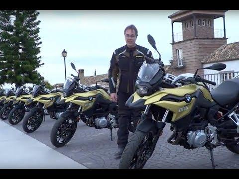 Motosx1000: Primer Contacto BMW F750GS