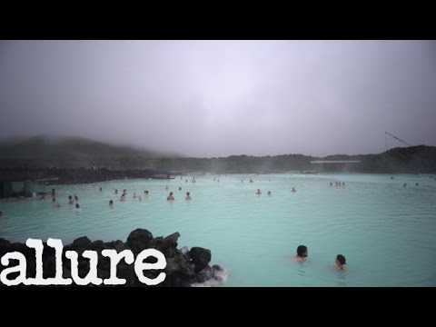 Take a Tour of Iceland's Incredible Blue Lagoon Spa | Allure