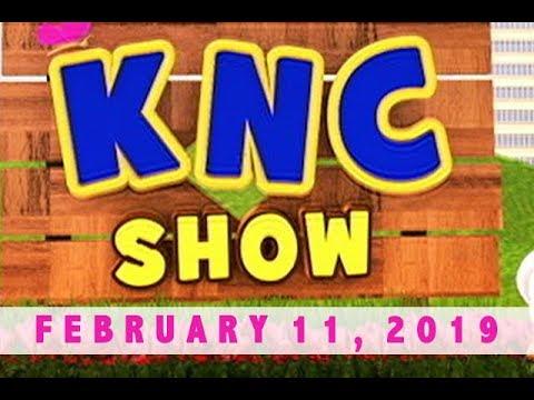 KNC Show (February 11, 2019)