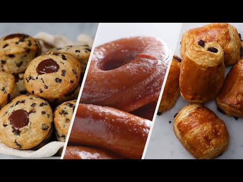 """Muffins, Doughnuts Or Croissants"""" ?Tasty Recipes"""