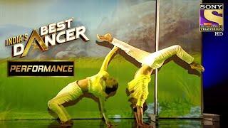 Paramdeep और Anuradha के नये Concept से हुए सब लोग Impress | India's Best Dancer - SETINDIA