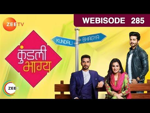 Kundali Bhagya - Karan & Preeta's Romantic Dance - Ep 285 - Webisode   Zee Tv Hindi Show
