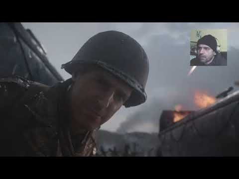 Call of Duty   WW2   D  DAY   the most gruesome war in history