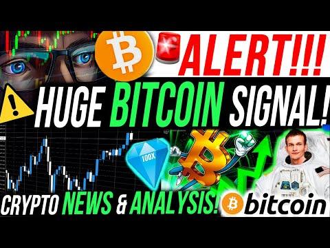 ALERT!!🚨HUGE BITCOIN SIGNAL!! ETHEREUM PARABOLIC MOVE! BEST ALTCOINS TO BUY! BITCOIN NEWS & ANALYSIS