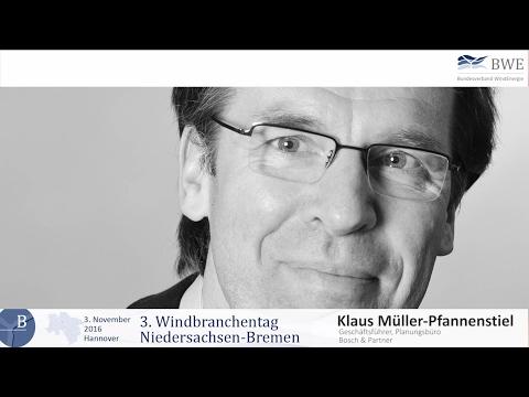 3. Windbranchentag Niedersachsen/Bremen - Klaus Müller-Pfannenstiel - Ersatzgeldberechnungen