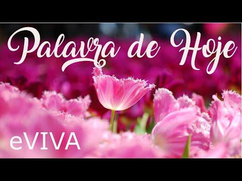 PALAVRA DE HOJE 07 DE JULHO 2020 eVIVA MENSAGEM MOTIVACIONAL PARA REFLEXÃO SALMO 40 BOM DIA MANHÃ!