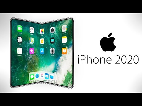 The 2020 Foldable iPhone?