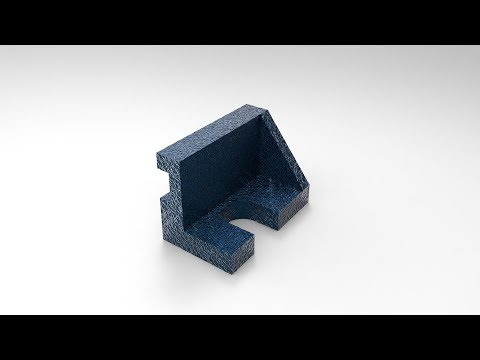 SolidWorks Tutorial - 3D Basics CAD Modeling - 01 04 (New Series 2018)