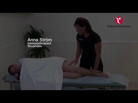 Möt Kroppsterapeuternas medlem Anna Ström