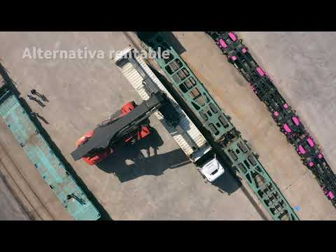Ventajas DSV Railway Solutions Asia Europa